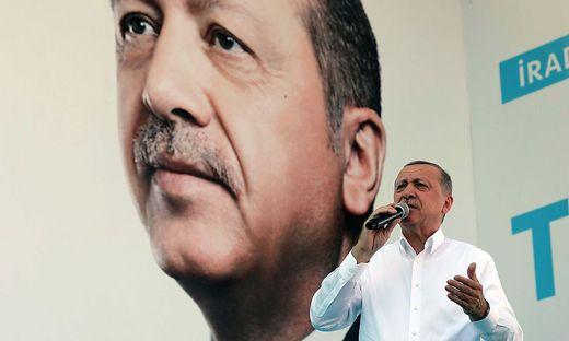 Moschee-Schließung in Österreich: Erdogan spricht von