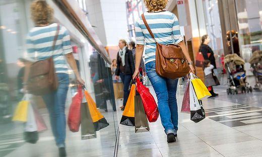 Dem stationären Handel setzt der Onlinehandel zu