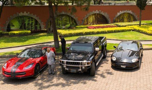 Lamborghini bis VW-Käfer: Mexiko versteigert Autos von Drogenbossen