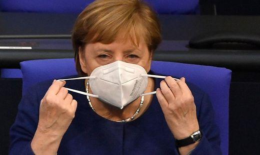 Angela Merkel will strengere Corona-Maßnahmen
