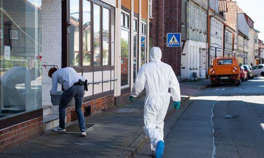 Armbrust-Fall - Leichenfund in Wittingen