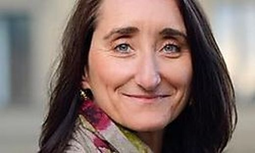 Eva-Maria Graf ist Coach und Sprachforscherin