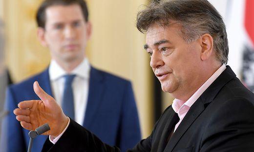 Vizekanzler Werner Kogler (Grüne)