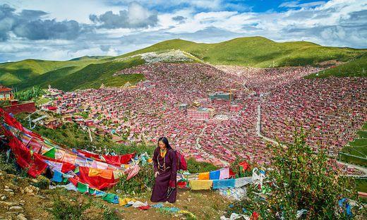 kreuz und quer: Tibets Weg zur Weisheit