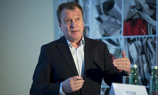 Andreas Reiter, Zukunftsforscher und Tourismusexperte