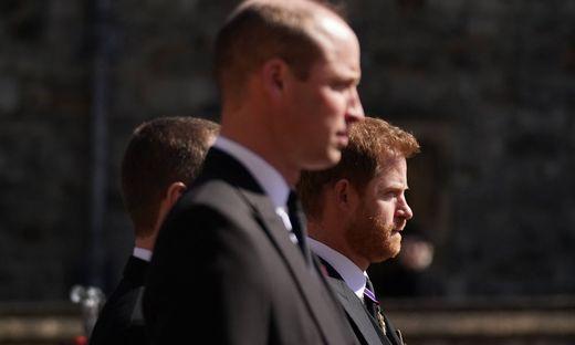 . 17/04/2021. Windsor, United Kingdom. Funeral of Prince Philip, Duke of Edinburgh, at Windsor Castle. PUBLICATIONxINxGE