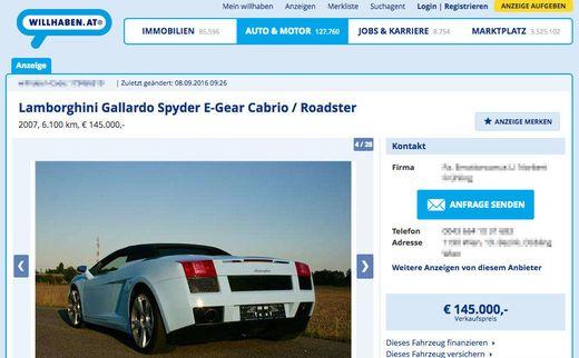 Gabalier Stewart Co Auto Vorbesitzer Das Geschäft Mit Den