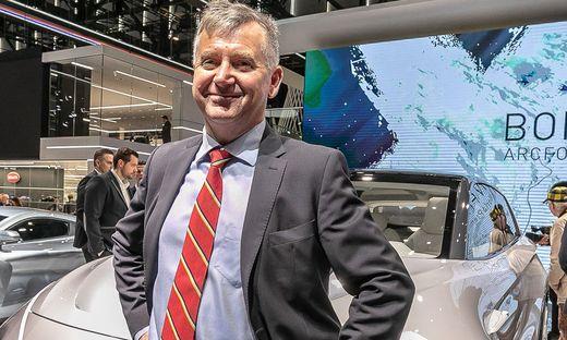 Europa-Präsident Günther Apfalter   oliver wolf foto gmbh