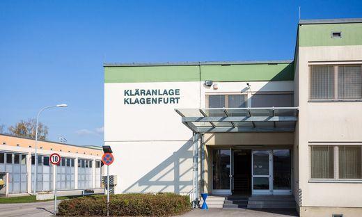 Taucheinsatz Kläranlage Klagenfurt Reinigung Faultürme Taucher Spezialtaucher