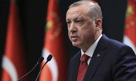 Erdogan startet erneut Militäreinsatz gegen PKK