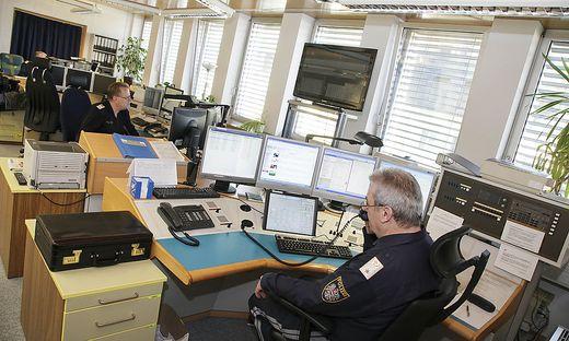 124.000 Notrufe sind heuer bereits bei der Kärntner Polizei eingegangen