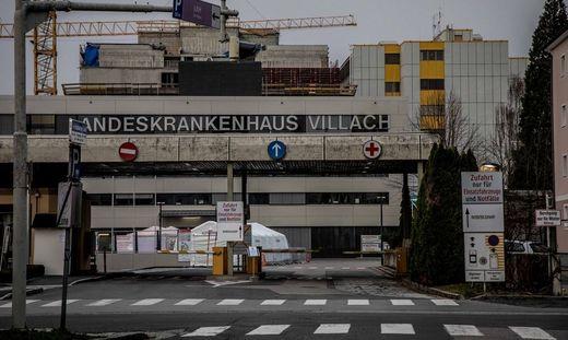 Der 88-Jährige befand sich seit 27. März im LKH Villach in stationärer Behandlung