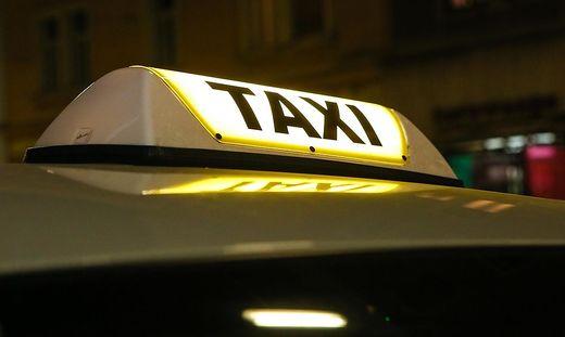 Taxis machen gegen Uber mobil