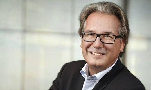 Der neue Verkehrsverbund-Chef Peter Gspaltl