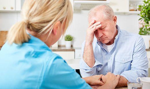 Sehr hoch ist aktuell die Infektionsrate in Kärntens Pflegeheimen