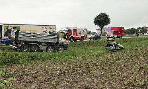 Tödlicher Unfall im Burgenland