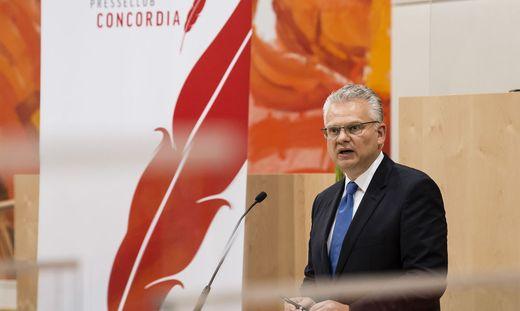 Verleihung der Concordiapreise