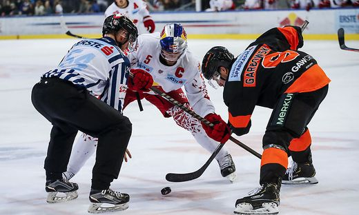 ICE HOCKEY - EBEL, EC RBS vs 99ers