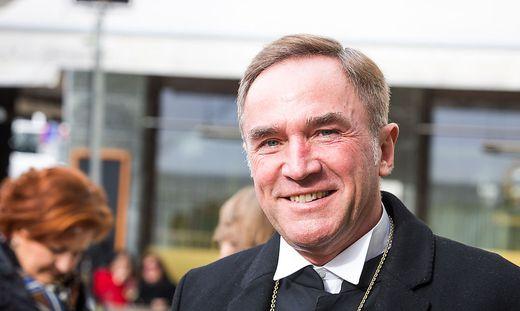Bischofsweihe von Msgr. dr. Josef Market Dom zu Klagenfurt 2. Feber 2020