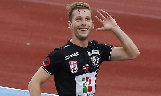 Marc Schmerböck wechselt nach Hartberg