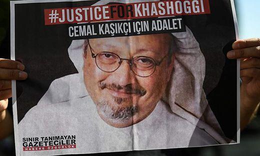Khashoggi war am 2. Oktober 2018 im saudischen Konsulat in Istanbul von einem Spezialkommando aus Riad getötet worden
