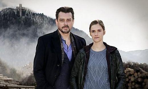Hary Prinz und Miriam Stein ermitteln in der Veitsch