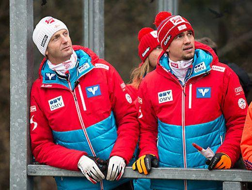 Kuttin wird in Zukunft den deutschen Kombiniern auf die Skier schauen