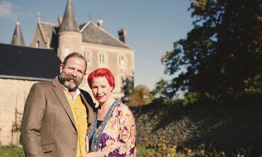 Dick Strawbridge und Angel Adoree restaurieren dieses riesige Anwesen in Frankreich - quasi alleine