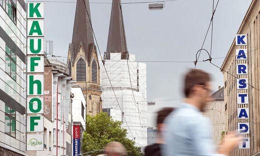 Insider berichten - Karstadt-Eigentümer bietet für Kaufhof