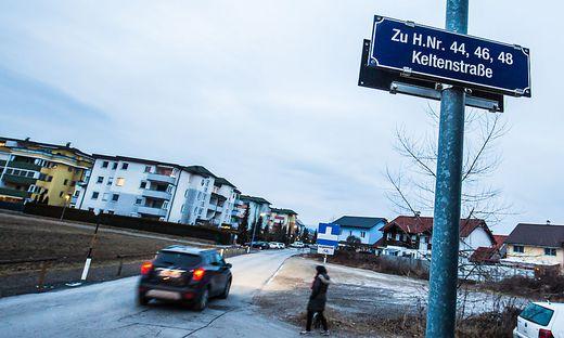 Keltenstraße Klagenfurt