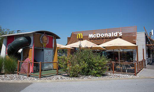 McDonald's in Gleisdorf