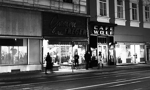 Café Wolf