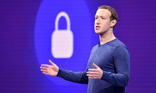 Zuckerberg will neue Wege in Sachen Sicherheit beschreiten