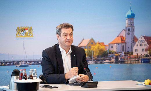 Söder verliert in Bayern laut Umfrage die Absolute - und tut sich schwer mit dem Verlieren