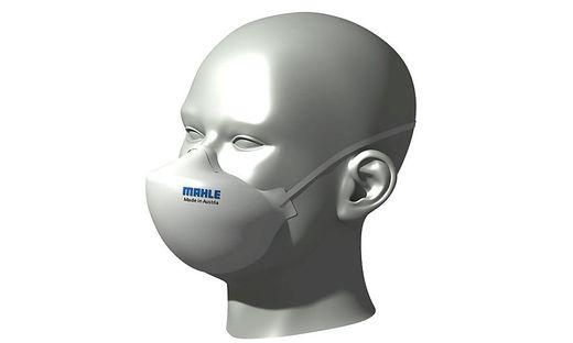 Mahle entwickelte in St. Michael  Prototyp und Serienproduktion für Masken für die  Mitarbeiter