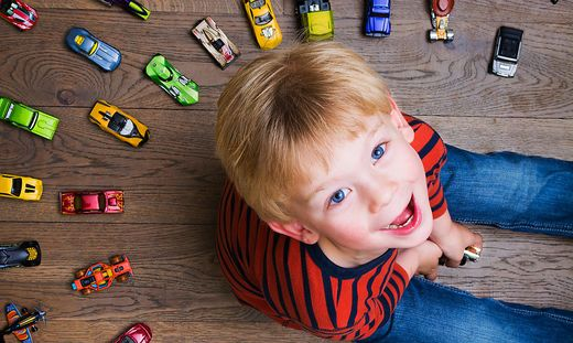 Gefährliche Produkte für Kinder