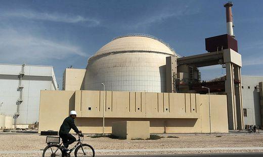 Das iranische Atomkraftwerk Bushehr