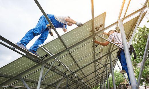 Erneuerbare Energien halten 83 Prozent für sinnvoll und nützlich