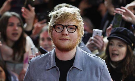 Ed Sheeran wegen Songdiebstahl auf 100 Millionen Dollar verklagt