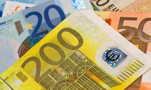 Euro-Falschgeld bei der Bundesbank