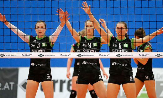 VOLLEYBALL - AVL, Graz vs Klagenfurt