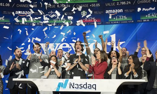 Die Ankündigung des Börsengangs wurde noch gefeiert, gekommen ist er aber nicht