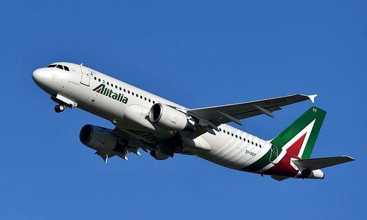 Italien übernimmt die Alitalia