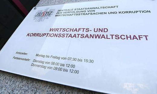THEMENBILD: WIRTSCHAFTS- UND KORRUPTIONSSTAATSANWALTSCHAFT (WKSTA)