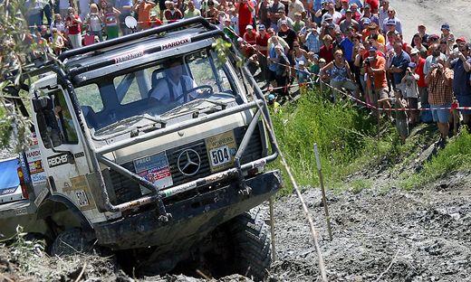 MOTORSPORT - Truck Trial Europameisterschaft in Voitsberg - Zangtal