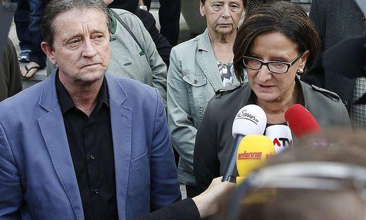 Bürgermeister Reisinger ist sauer auf Innenministerin Mikl-Leitner