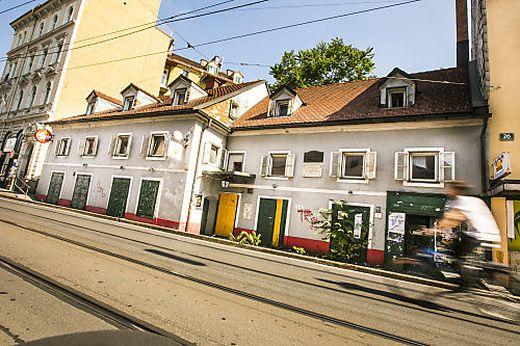 Girardigeburtshaus, Leonhardstraße