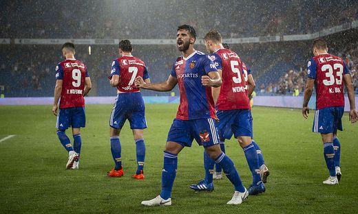 Basel schlug Limassol