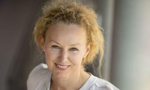 Angelika Mitterbacher lehrt Ergotherapie