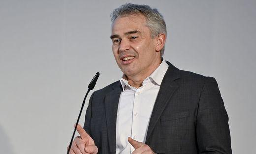 Epidemiologe Gerald Gartlehner (Donauuniversität Krems)